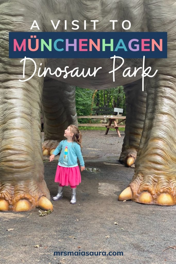 Münchehagen Dinosaur Park: Germany's Jurassic Park. What you need to know before you go (and why you should).