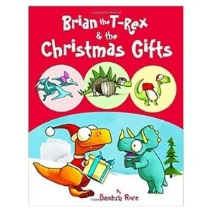 The best dinosaur Christmas books: Brian the T-Rex and the Christmas Gifts