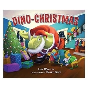 The best dinosaur books for the festive season: Dino-Christmas