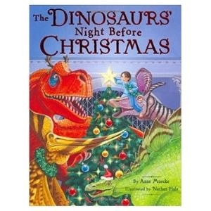 The best dinosaur books for the festive season: The Dinosaurs Night before Christmas