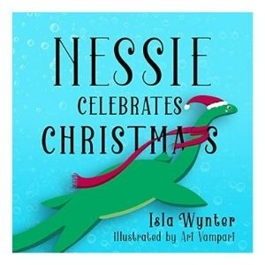 Best dinosaur Christmas books: Nessie celebrates Christmas