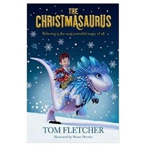 The best dinosaur books for the festive season: The Christmasaurus