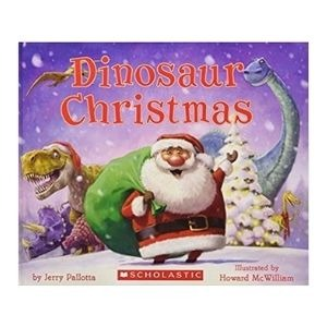 Best dinosaur books for the festive season: Dinosaur Christmas