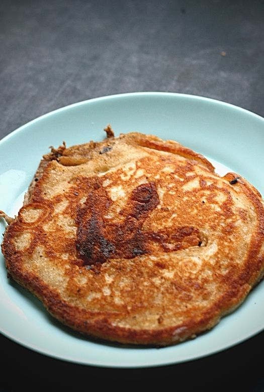 How to make simple dinosaur pancakes (and how not to)